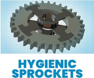 Hygenic Sprockets