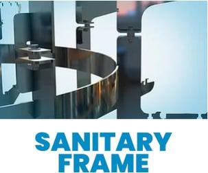 Hygienic Frame