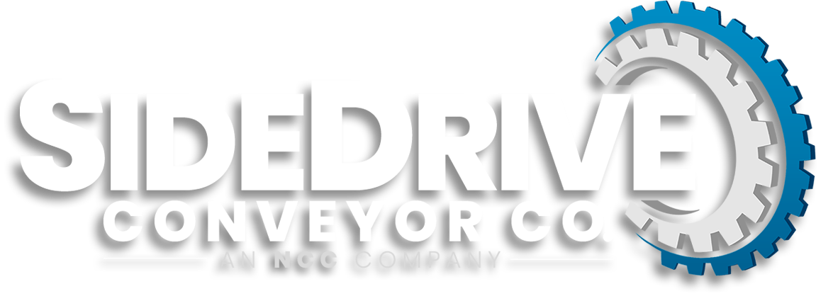 SideDrive Logo - Invert with Shadow - Web