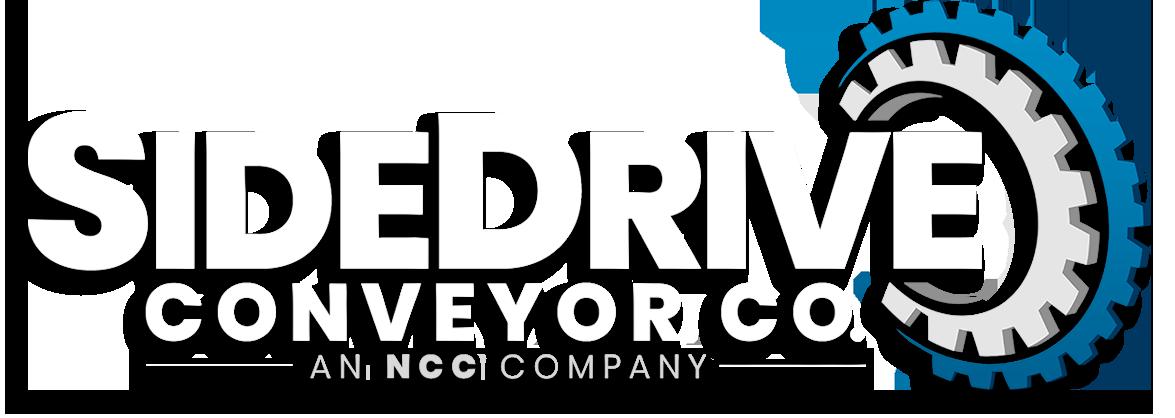SideDrive Logo - Invert with Shadow - Web