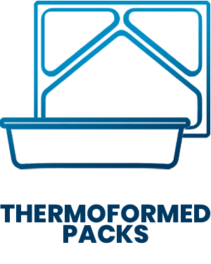 SD Icons - thermoformed packs